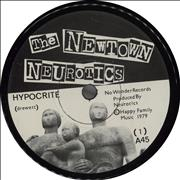 Click here for more info about 'Newtown Neurotics - Hypocrite + insert'