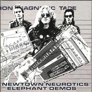 Click here for more info about 'Newtown Neurotics - The Elephant Demos'
