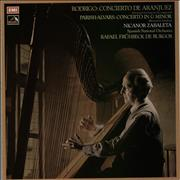 Click here for more info about 'Nicanor Zabaleta - Rodrigo: Concierto De Aranjuez / Parish-Alvars: Concerto In G Minor'