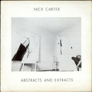 Click here for more info about 'Nick Carter (Piano) - Abstracts And Extracts'