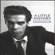 Click here for more info about 'Nick Cave - A Little History: Photographs Nick Cave & Cohorts 1981-2013'