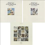 Click here for more info about 'Nick Cave - Abattoir Blues / The Lyre Of Orpheus'