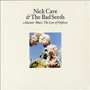 Click here for more info about 'Nick Cave - Abbatoir Blues/The Lyre Of Orpheus'