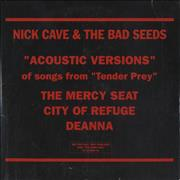 Click here for more info about 'Nick Cave - Acoustic Versions Of Songs From Tender Prey'