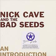 Click here for more info about 'Nick Cave - An Introduction'