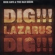 Click here for more info about 'Nick Cave - Dig Lazarus Dig!'