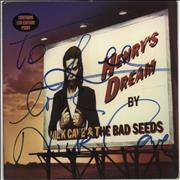 Click here for more info about 'Nick Cave - Henry's Dream - Complete - Autographed'
