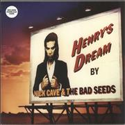 Click here for more info about 'Nick Cave - Henry's Dream - Sealed'