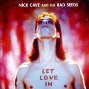 Click here for more info about 'Nick Cave - Let Love In'