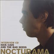 Click here for more info about 'Nick Cave - Nocturama Interview CD'