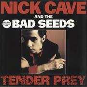 Click here for more info about 'Nick Cave - Tender Prey - Sealed'