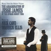 Click here for more info about 'Nick Cave - The Assassination Of Jesse James... - Brown & Black Smoke Vinyl'