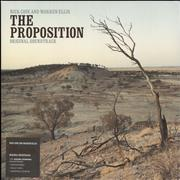 Click here for more info about 'Nick Cave - The Proposition (Original Soundtrack) - Gold Vinyl - Sealed'
