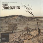 Click here for more info about 'Nick Cave - The Proposition (Original Soundtrack) - Gold Vinyl'