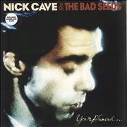Click here for more info about 'Nick Cave - Your Funeral, My Trial - Sealed'