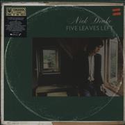 Click here for more info about 'Nick Drake - Five Leaves Left - 180gm - Sealed'