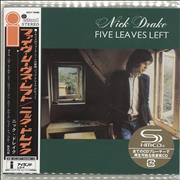 Click here for more info about 'Nick Drake - Five Leaves Left'