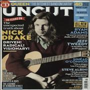 Click here for more info about 'Nick Drake - Uncut - October 2014'