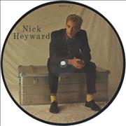 Click here for more info about 'Nick Heyward - Blue Hat For A Blue Day'
