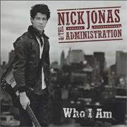 Click here for more info about 'Nick Jonas - Who I Am'