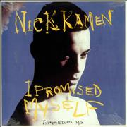 Click here for more info about 'Nick Kamen - I Promised Myself'