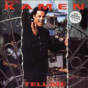 Click here for more info about 'Nick Kamen - Tell Me - Gatefold'
