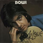 Click here for more info about 'Nick Lowe - Bowi - Picture Sleeve'