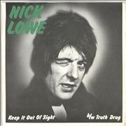 Click here for more info about 'Nick Lowe - Keep It Out Of Sight'