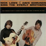 Click here for more info about 'Nick Lowe - Nick Lowe & Dave Edmunds Sing The Everly Brothers'