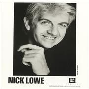 Click here for more info about 'Nick Lowe - Party Of One'