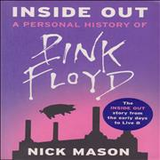Click here for more info about 'Nick Mason - Inside Out - A Personal History Of - Autographed'