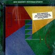 Click here for more info about 'Nick Mason - Nick Mason's Fictitious Sports - Sealed'
