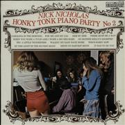 Click here for more info about 'Nick Nicholas - Honky Tonk Piano Party 2'