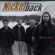 Click here for more info about 'Nickelback - Breathe'