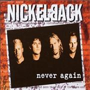 Click here for more info about 'Nickelback - Never Again'