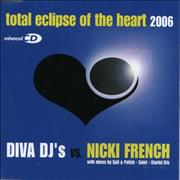 Nicki French Total Eclipse Of The Heart 2006 Germany CD single