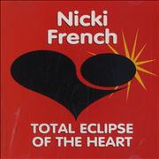 Click here for more info about 'Nicki French - Total Eclipse Of The Heart'