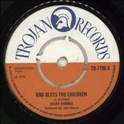 Click here for more info about 'Nicky Thomas - God Bless The Children'