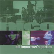 Click here for more info about 'Nico - All Tomorrow's Parties - Nico Live'