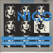 Click here for more info about 'Nico - Archive 4'