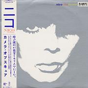 Click here for more info about 'Nico - Camera Obscura'