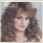Click here for more info about 'Nicole (DE) - Give Me More Time'