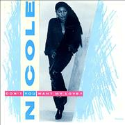 Click here for more info about 'Nicole - Don't You Want My Love'