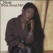 Click here for more info about 'Nicole J McCloud - What About Me?'