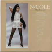 Click here for more info about 'Nicole - What About Me?'