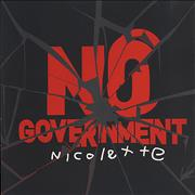 Click here for more info about 'Nicolette - No Government'
