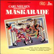 Click here for more info about 'Nielsen - Highlights from Maskerade'