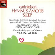 Click here for more info about 'Nielsen - Hymnus Amoris & Sleep - Factory Sample - Quad'