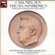 Click here for more info about 'Nielsen - The Six Symphonies - Quad'