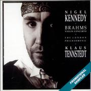 Click here for more info about 'Nigel Kennedy - Brahms: Violin Concerto'